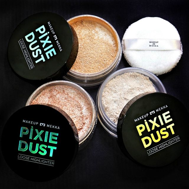 Pixie Dust Loose Highlighter - Dazzling Gold